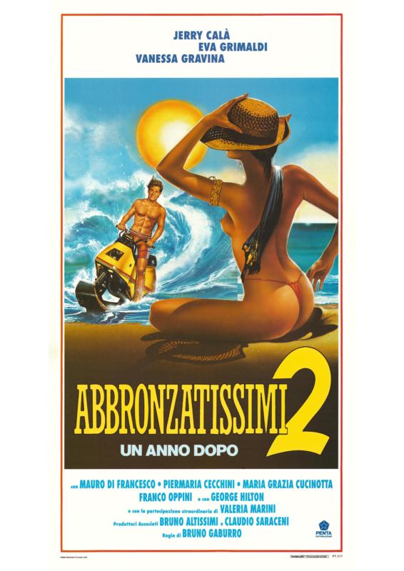 Abbronzatissimi 2 - Variety Distribution